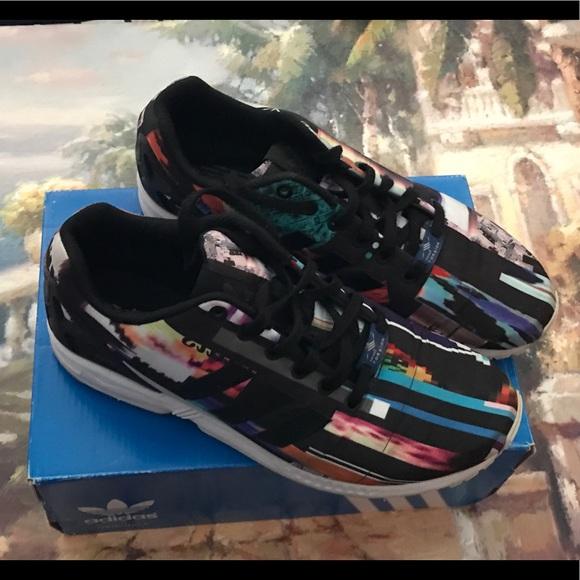 3daf3c13d915b adidas Other - Adidas ZX Flux Cityscape men s shoes size ...